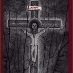 A Crucifixion in Mexico by Kathleen Walker