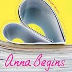 Anna Begins by Jennifer Davenport